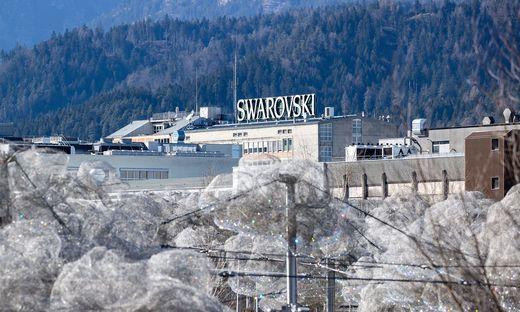 Bei Swarovski in Wattens sollen in großem Ausmaß Stellen abgebaut werden