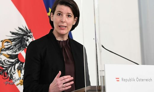 Katharina Reich, Gesundheitsdirektorin im Gesundheitsministerium