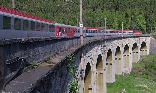 Die Ghega-Bahn über den Semmering wird saniert