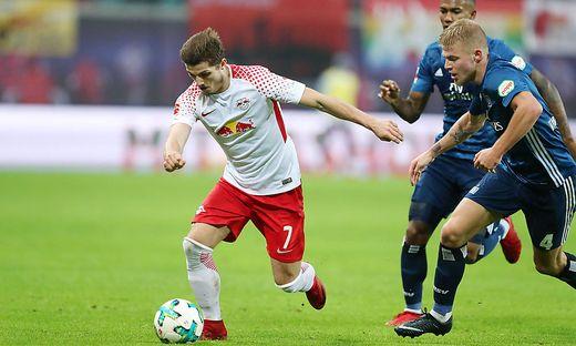 SOCCER - 1.DFL, RB Leipzig vs HSV