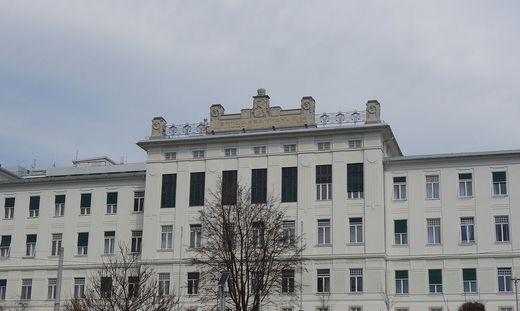 Das LKH Graz ist das größte Spital, das die Kages in der Steiermark betreibt