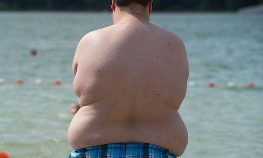 Menschen am Land werden immer dicker