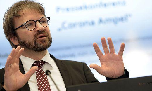 Herwig Ostermann, Geschäftsführer der Gesundheit Österreich GesmbH