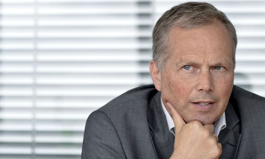 VGN-Chef Horst Pirker