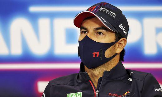 Sergio Perez verlängerte bei Red Bull