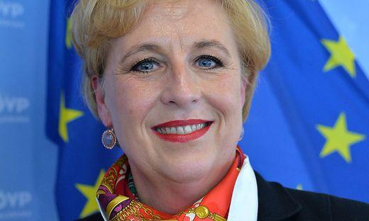 SALZBURGER VOLKSPARTEI: EU-SPITZENKANDIDATIN SCHMIDT