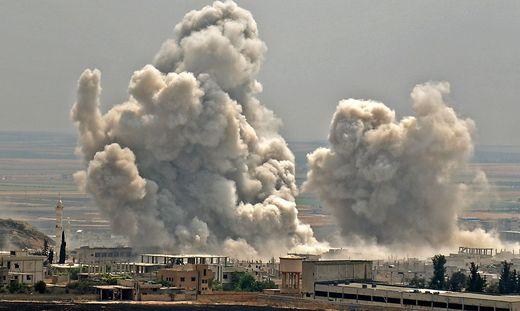 TOPSHOT-SYRIA-IDLIB-CONFLICT