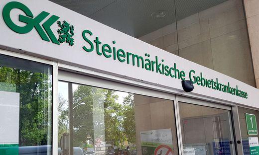 ++ THEMENBILD ++ STEIERMAeRKISCHE GEBIETSKRANKENKASSE (GKK)