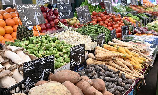 Trend zu erstklassigen Produkten der heimischen Landwirtschaft