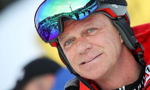 Hirschers ehemaliger Trainer Mike Pircher betreut mittlerweile Österreichs Riesentorlauf-Team