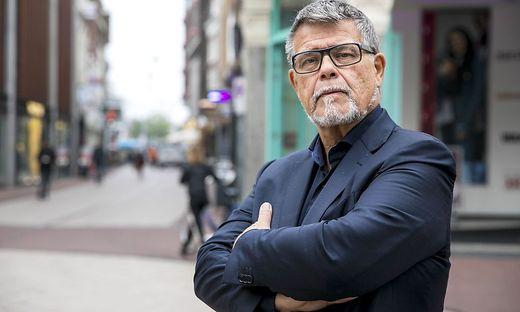 Emile Ratelband, (noch) 69 Jahre alt