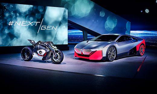 BMW Group macht Tempo bei Ausbau der E-Mobilität