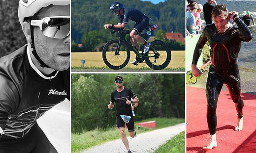 Mattersburg-Co-Trainer Thomas Höller steht sein insgesamt dritter Ironman bevor. Die größte Herausforderung war zu Beginn das Schwimmen