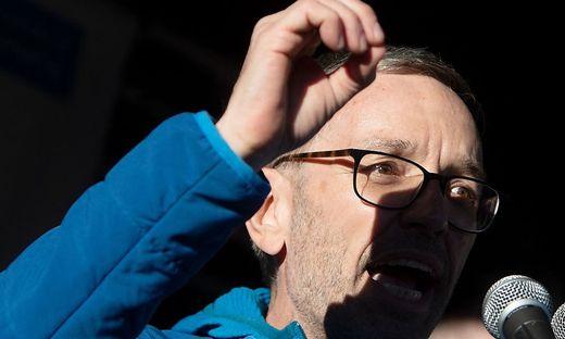 FPÖ-Klubobmann Herbert Kickl: Nicht er, sondern der Innenminister habe provoziert