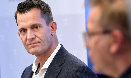 Wolfgang Mückstein folgt Anschober als Gesundheitsminister nach