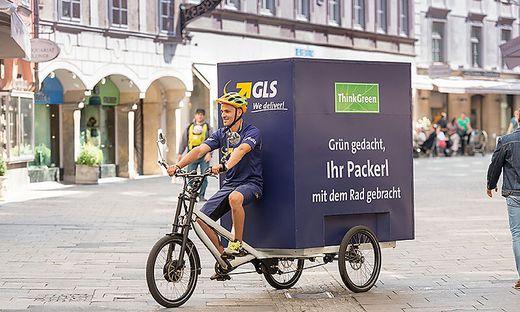 GLS Citylogistik Graz