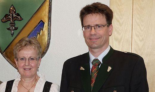 Doris Schutting (SPÖ) und Günther Ofner (ÖVP) (Archivbild)