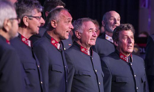 Fruehjahrskonzert Polizeimusik Polizeichor Casineum Velden April 2019
