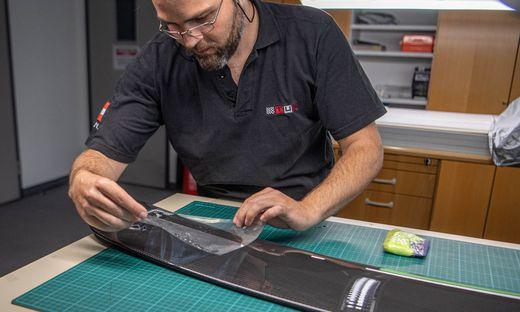 Bionic Surface ist auf spezielle Oberflächenstrukturen spezialisiert