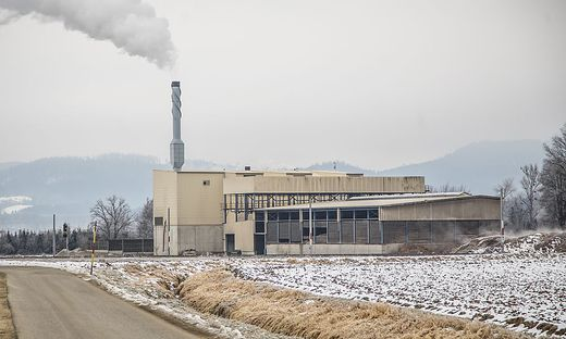 Seit 13 Jahren erzeugt das Biomasse-Heizwerk in St. Andrä Energie und Wärme