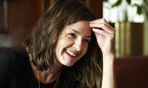 Autorin Laura Freudenthaler