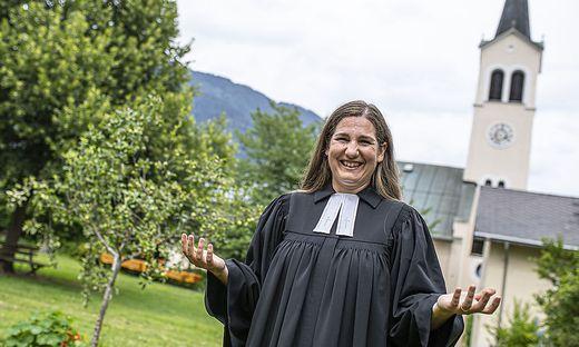 Valerie Bach freut sich auf ihre Aufgabe in den Pfarren Villach-St. Ruprecht und Einöde