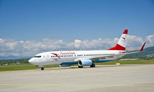 Flughafen Graz Birdstrike Austrian Flug Nach Wien Musste Start