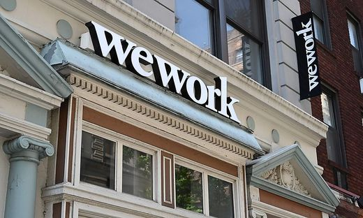 WeWork wird mit 47 Milliarden US-Dollar bewertet