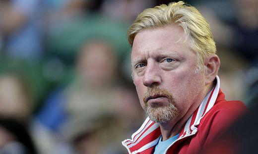 """""""Boris Becker: Sein Weg nach Wimbledon"""" heißt der geplante Spielfilm"""