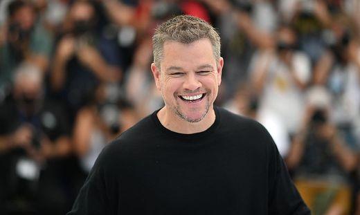 Hollywoodstar Matt Damon