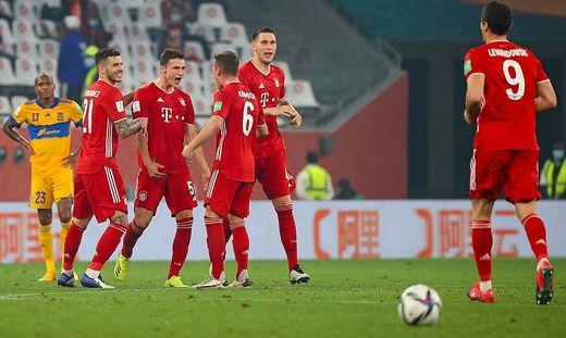 Titel Nummer sechs in der Klub-WM für den FC Bayern