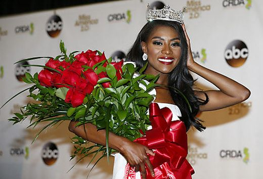 Die neue Miss America: Nia Franklin