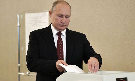 Testlauf für Putin: Unzufriedenheit im Riesenland wächst