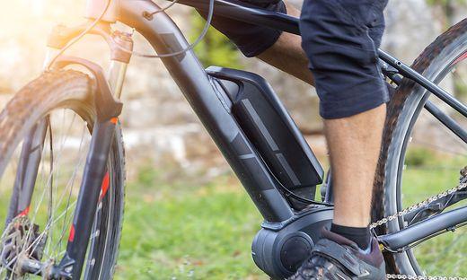 Der Umgang mit dem E-Bike will geübt sein