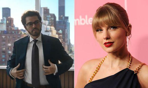 Taylor Swift als Macho-Mann