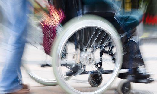 Barrierefrei Rollstuhl