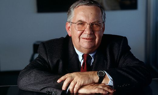 ORF trauert um ehemaligen Generalintendant Gerhard Weis