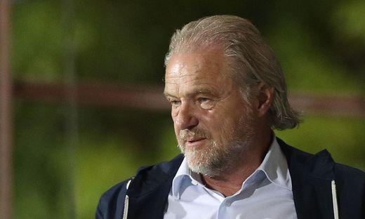 Nach langen Verhandlungen zieht sich Peter Svetits von der Austria Klagenfurt zurück