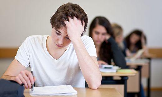 Jeder fünfte Schüler musste 2018 die Mathematikmatura mit einer Kompensationsprüfung retten