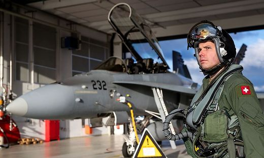 Die Schweiz hat eine große Tradition in der Militärluftfahrt.