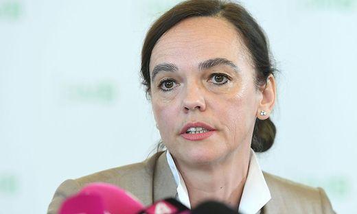 Die Staatsanwaltschaft ermittelt gegen Bildungsministerin Hammerschmid