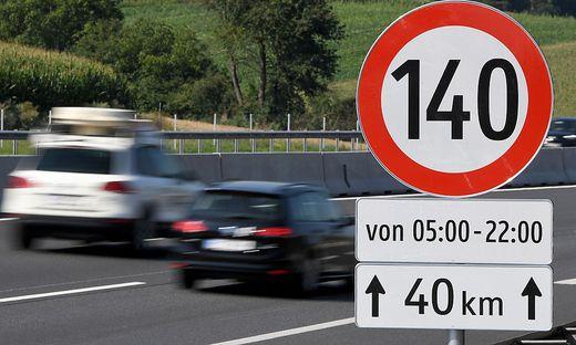 Tempo 140 - ein Prestigeprojekt von Ex-Verkehrsminister Norbert Hofer