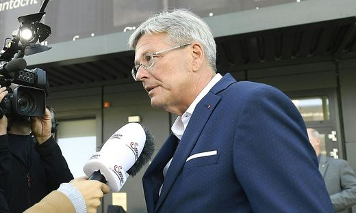 Peter Kaiser, SPÖ-Chef und Landeshauptmann von Kärnten