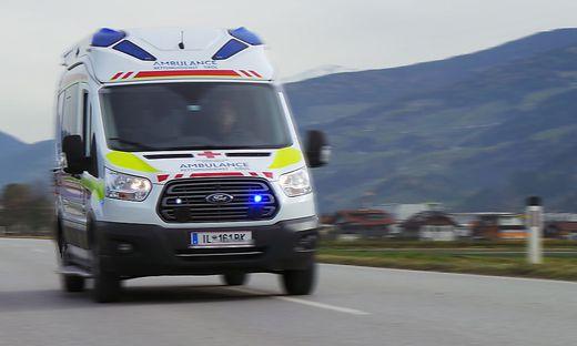 In Tirol sind bereits größere Einsatzfahrzeuge unterwegs