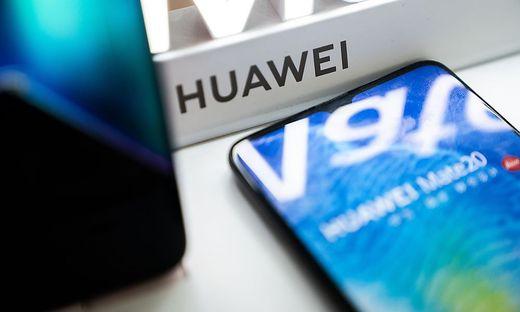 Huawei-Smartphones werden mit Software von Google ausgeliefert