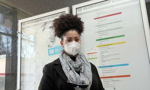 Chantal Bamgbala wurde von einem Mann monatelang rassistisch beschimpft