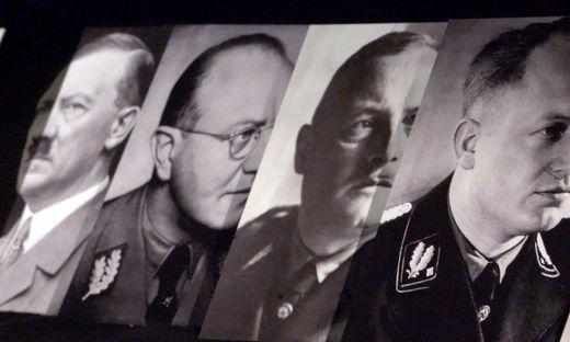 Hitlers �sterreichische Helfer - Die Gauleiter