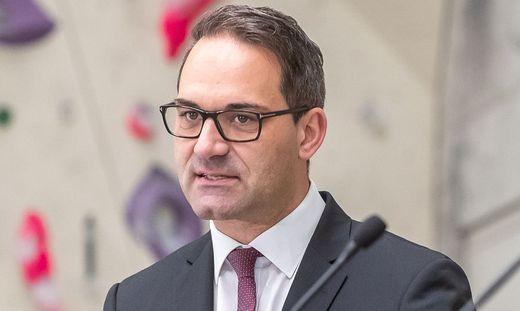 """Tirols WK-Präsident Christoph Walser: """"Dass Kurz als Parteiobmann bleibt, wird schwierig, wenn neue Chats auftauchen."""""""