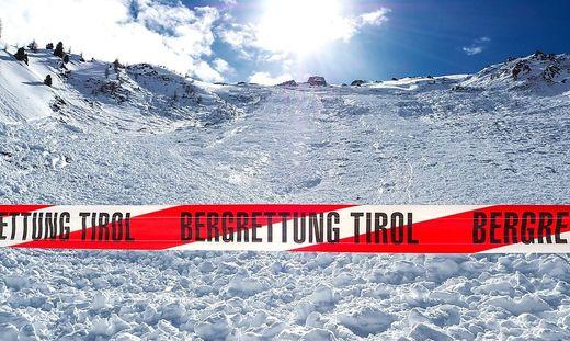Vier Tote nach Lawinenabgang. Nun wird gegen Bergführer ermittelt