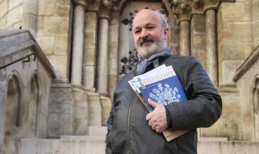 In der Pfarre und Diözese bleibt Sepp Fink engagiert